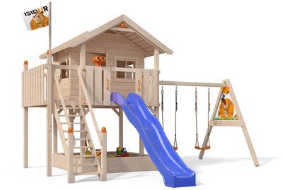 Kinder Stelzenhaus