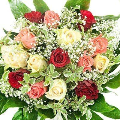 Blumen zum Hochzeitstag 4 Jahre