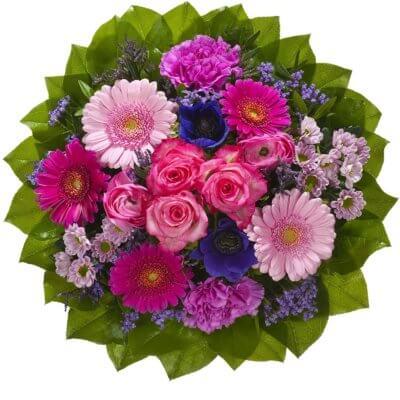 Blumen für Zwilling
