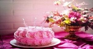 Geburtstagsblumen